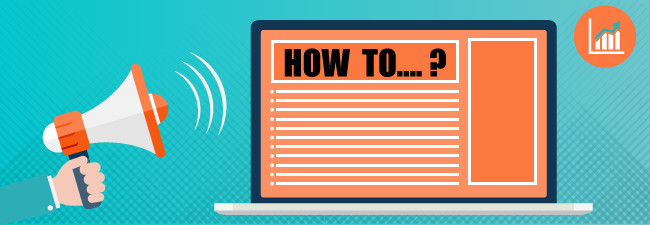 "Tips to create an effective ""How to"" post for increasing traffic"